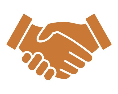 overenskomst håndtryk